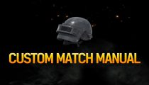 How to set up and create custom matches on normal mode of PUBG game