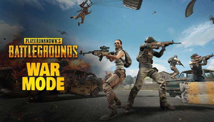 Playerunknown S Battlegrounds Complete Pc Game Download: PUBG Event Mode: War