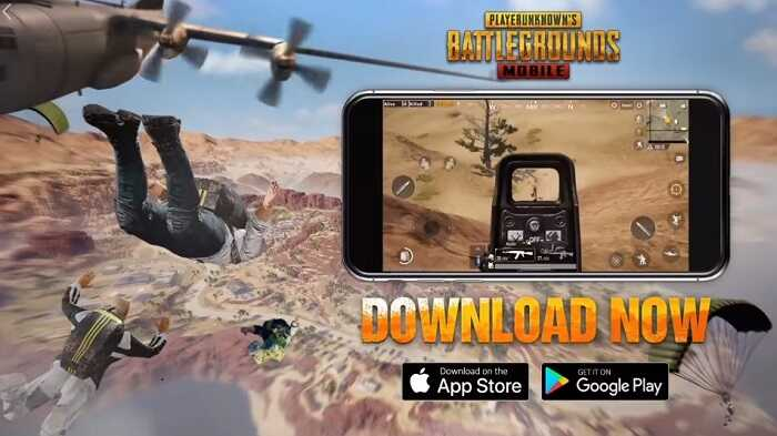 PUBG Mobile Failed Downloading