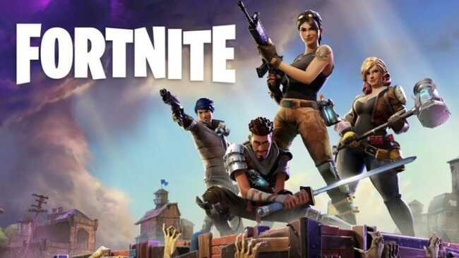 Play Fortnite for free on Console