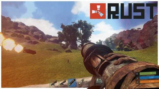 Rust: Battle Royale is another great game like PUBG