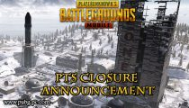 PTS Closure Announcement