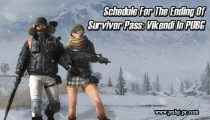 Survivor Pass: Vikendi In PUBG