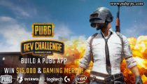 The PUBG Developers Challenge
