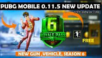 PUBG Mobile 0.11.5