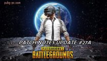 Patch Notes Update #27a