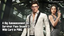 Survivor Pass Season 3: Wild Card in PUBG