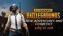 PUBG Mobile Easter Enjoy Your New Adventures and Cosmetics