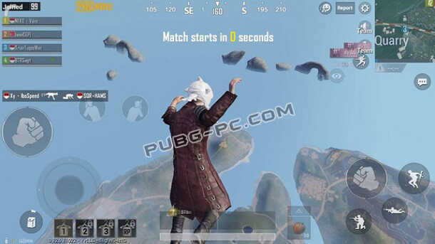The Typical Issues From PUBG Mobile Version 0.12
