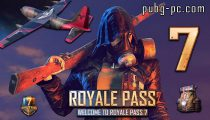 PUBG Mobile Royale Pass Season 7
