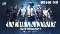 PUBG Mobile Reached 400 Million