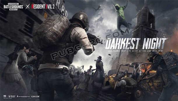 Zombie: Darkest Night Mode in PUBG Mobile