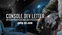 PUBG Console Dev Letter: Season 4