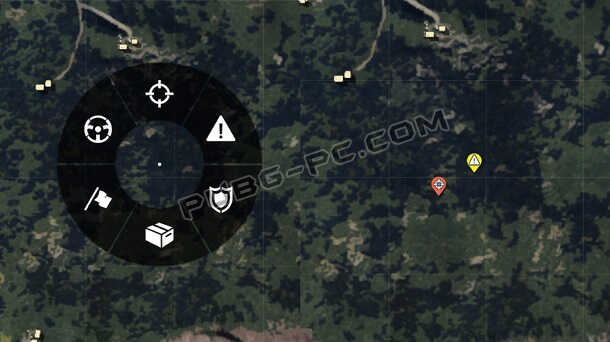 Tactical Map Markers