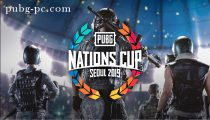 PUBG Nations Cup - 2019 Champion