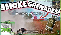 PUBG PC Guide Smoke Grenades