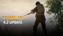 PUBG PC 4.2 Update