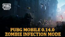 PUBG Mobile 0.14.0 Zombie Infection Mode