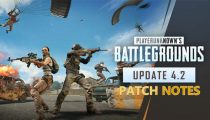 PUBG Console Update 4.2 - Patch Notes