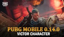 PUBG Mobile 0.14.0 Victor character