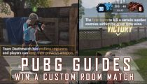 PUBG Mobile Strategies To Win a Custom Room Match