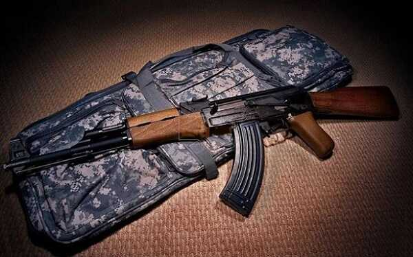 AKM - the real-life AK 47