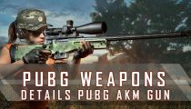 Awesome Facts And Details About PUBG AKM Gun