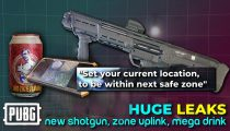 New Gun DP-12, New Map Fourex Main And BlueZone Uplink Are All Leaked In The Latest PUBG Update