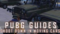 PUBG PC: How To Shoot Down Somebody In Moving Cars