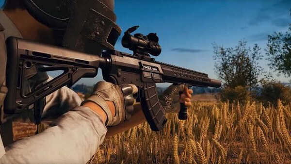 MK47 Mutant Is One Of The Latest ARs In PUBG