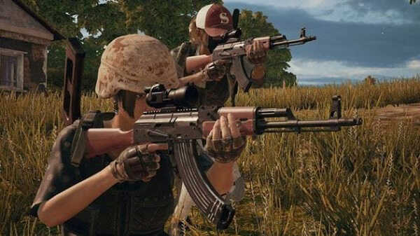 For Close-range And Medium-Range Combat in PUBG Game, AK Is a Dangerous Weapon