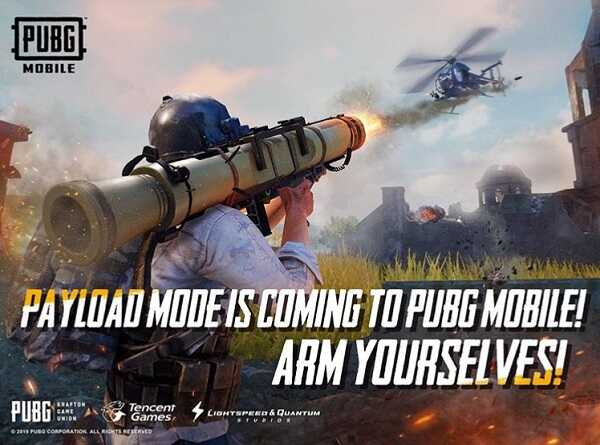 New Payload Mode, Helicopters and weapons