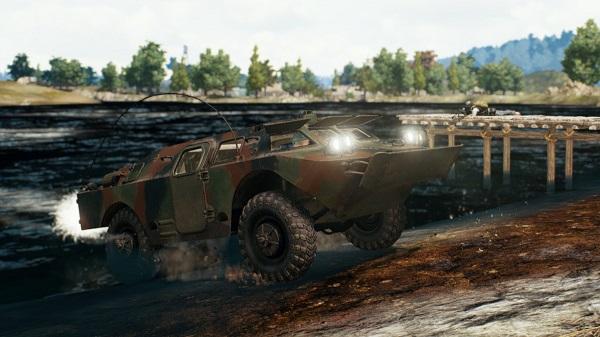 BRDM-2 Tank