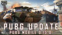 PUBG Mobile 0.15.0 Leaked Content