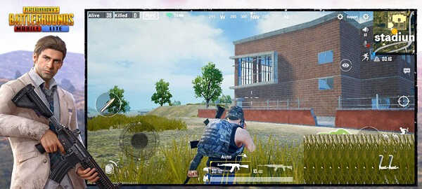 Loots in PUBG Mobile and PUBG Mobile Lite