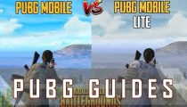 PUBG Mobile vs. PUBG Mobile Lite Game