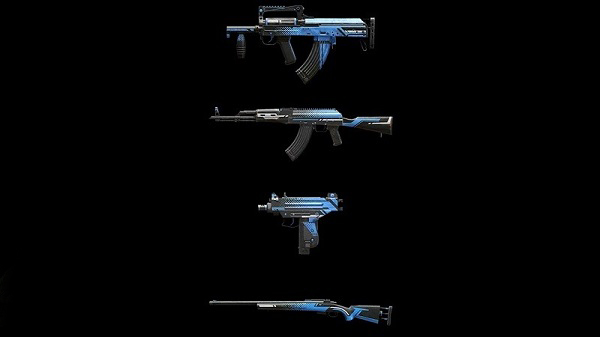 Many Skins For Your Guns