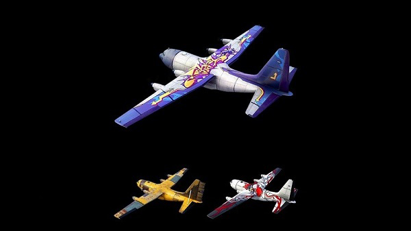 Multiple Airplane Types Have Just Been Released