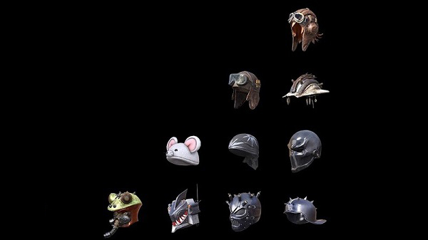Multiple Skins For The Hats
