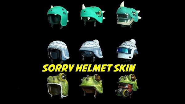 Skins For The Helmet