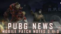 PUBG Mobile Patch Notes 0.11.0