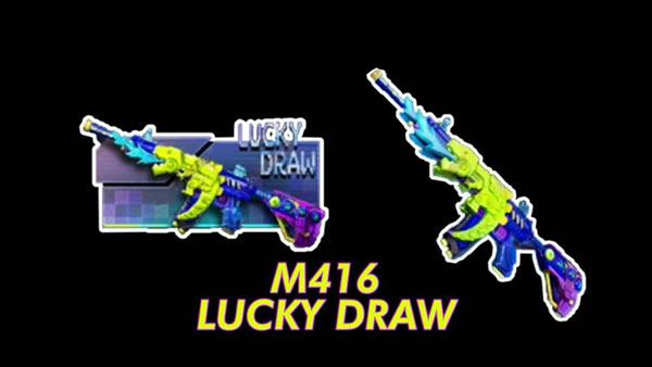 M416 Lucky
