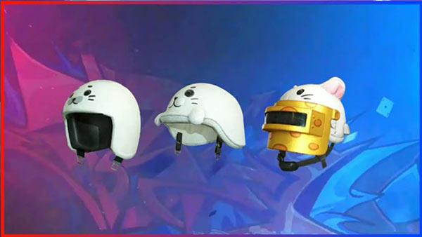 PUBG Mobile Season 12 Leaked Bag and Helmet