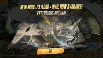 PUBG Mobile Introduces The Combination Of Payload Mode And War Mode