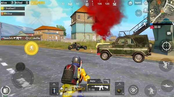 5 Points To Prove PUBG Mobile Better Than Garena Free Fire Game In 20202