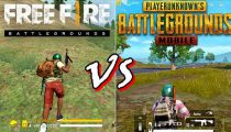 5 Points To Prove PUBG Mobile Better Than Garena Free Fire Game In 2020
