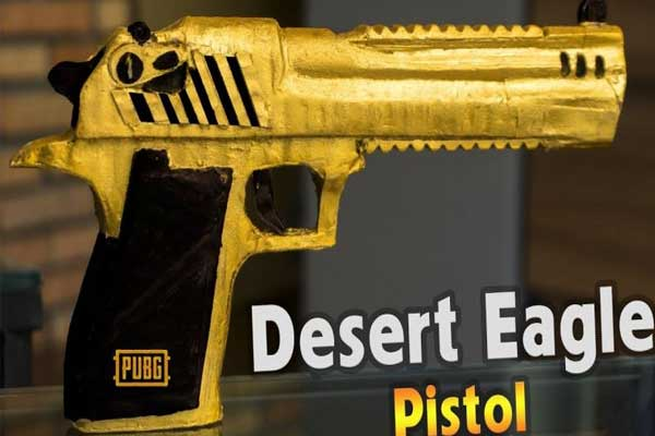 All About Desert Eagle - The Best Pistol In PUBG Mobile