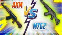 Best Comparision Between M762 And AKM