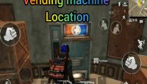 Everything About Vending Machines In PUBG Mobile Game