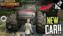 PUBG Mobile 0.19.0 Update Introduces A New Vehicle - Monster Truck